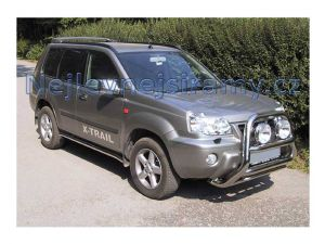 X-Trail do 2003