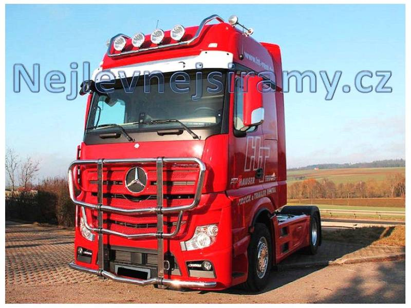 MB ACTROS MP4 2011